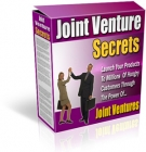 Joint Venture Secrets eBook with Resell Rights