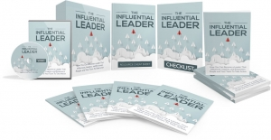 The Influential Leader Video Upgrade video with Master Resale Rights