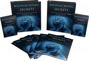 Biohacking Secrets Video Upgrade video with Master Resale Rights