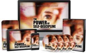 The Power Of Self-Discipline Video Upgrade video with Master Resale Rights