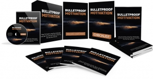 Bulletproof Motivation Video Upgrade video with Master Resale Rights