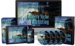 Modern Niche Marketing Video Upgrade video with Master Resale Rights