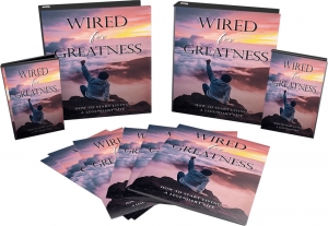 Wired For Greatness Video Upgrade video with Master Resale Rights