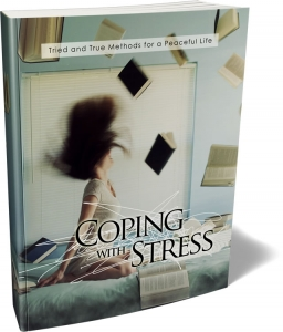 Coping With Stress ebook with Master Resale Rights