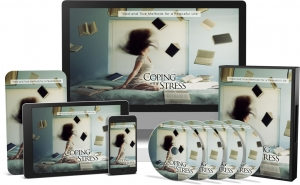 Coping With Stress Video Upgrade video with Master Resale Rights