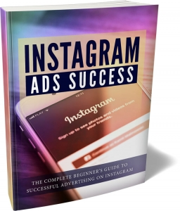 Instagram Ads Success ebook with Master Resale Rights