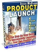Product Launch 1... 2... 3...! eBook with Master Resale Rights