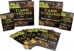 Carb Cycling for Weight Loss Video Upgrade Video with Master Resale Rights