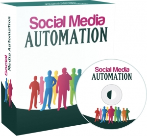 Social Media Automation Video with Private Label Rights