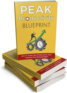 Peak Productivity ebook with Master Resale Rights