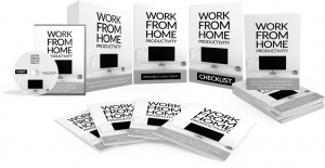 Work From Home Productivity Video Upgrade video with Master Resale Rights