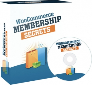 WooCommerce Membership Secrets Video with Private Label Rights