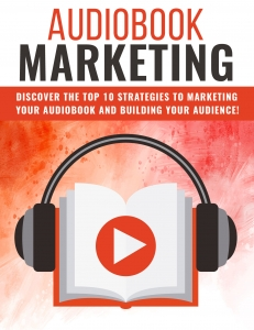 Audiobook Marketing eBook with Private Label Rights