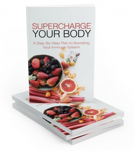 Supercharge Your Body ebook with Master Resale Rights