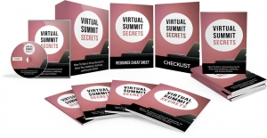 Virtual Summit Secrets Video Upgrade Video with Master Resale Rights