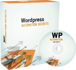 Wordpress Automation Secrets video with Master Resale Rights