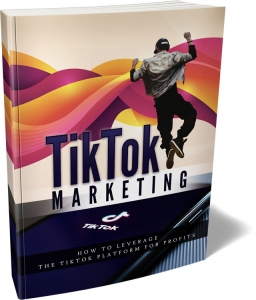 TikTok Marketing ebook with Master Resale Rights