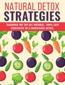 Natural Detox Strategies ebook with Private Label Rights