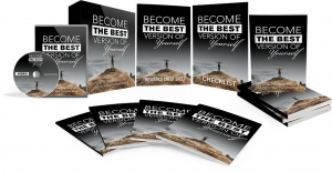 Become The Best Version Of Yourself Video Course video with Master Resale Rights