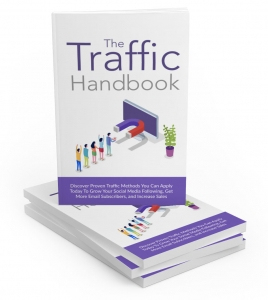 The Traffic Handbook ebook with Master Resale Rights
