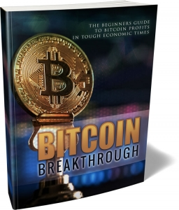 Bitcoin Breakthrough ebook with Master Resale Rights