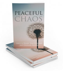 Peaceful Chaos eBook with Master Resale Rights