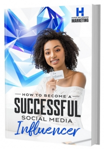 How To Become A Successful Social Media Influencer ebook with Master Resale Rights
