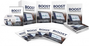Boost Your Online Sales Video Upgrade video with Master Resale Rights