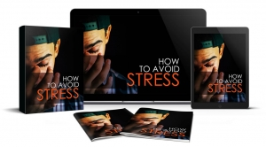 How To Avoid Stress ebook with Master Resale Rights