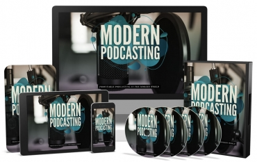 Modern Podcasting Video Upgrade
