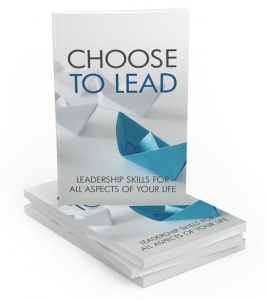 Choose To Lead ebook with Master Resale Rights