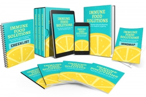 Immune Food Solutions Video Upgrade video with Master Resale Rights