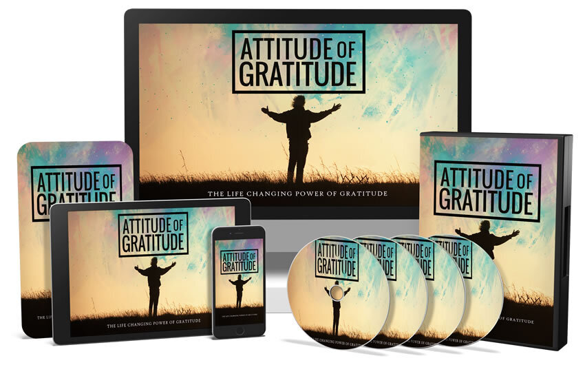 Attitude Of Gratitude Video Upgrade