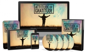 Attitude Of Gratitude Video Upgrade video with Master Resale Rights
