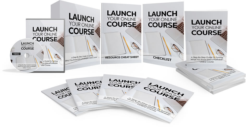 Launch Your Online Course Video Upgrade