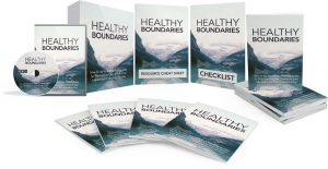 Healthy Boundaries Video Upgrade video with Master Resale Rights