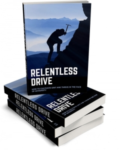 Relentless Drive ebook with Master Resale Rights