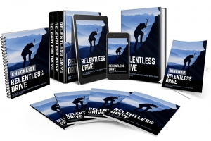 Relentless Drive Video Upgrade Video with Master Resale Rights