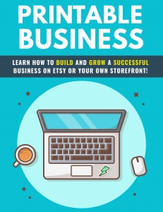 Printable Business ebook with Private Label Rights