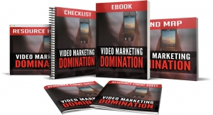 Video Marketing Domination ebook with Master Resale Rights