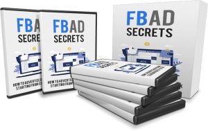 Facebook Ad Secrets Video with Master Resale Rights