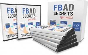 Facebook Ad Secrets Advance Video with Master Resale Rights