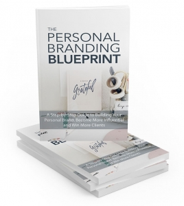Personal Branding Blueprint  with Master Resale Rights