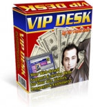VIP Desk - Your Web-Based Support & Service Desk Software with Personal Use Rights