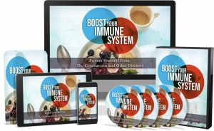 Boost Your Immune System Video Upgrade Video with Master Resale Rights