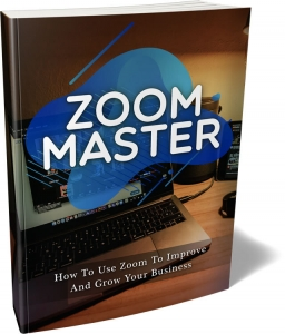 Zoom Master ebook with Master Resale Rights