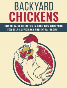 Backyard Chickens ebook with Private Label Rights