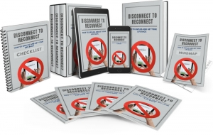Disconnect To Reconnect Video Upgrade video with Master Resale Rights