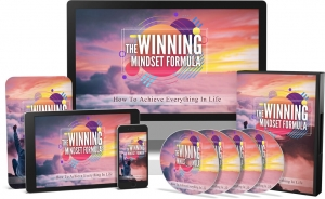 The Winning Mindset Formula Video Upgrade video with Master Resale Rights