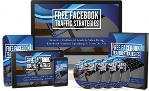 Free Facebook Traffic Strategies Video Upgrade Video with Master Resale Rights